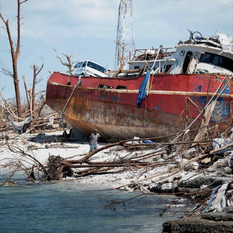 JA Rule Hurricane Relief