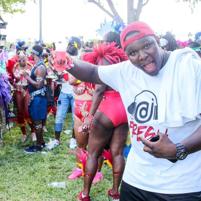 DJ Fresh Bahamas $5 Lime live mix