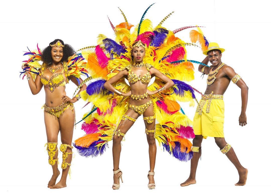 XTASY costume offer Bahamas Carnival Xtasy Mas Band
