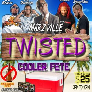 Bahamas Carnival Season Alpha Sounds Twisted coller fete