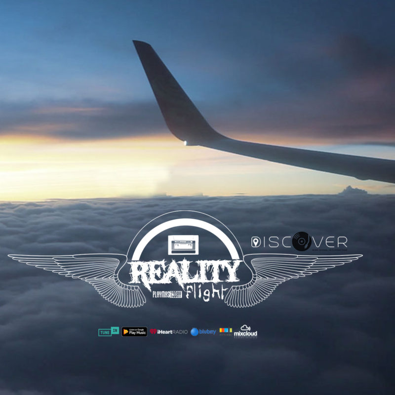 Reality Flight - Real Radio on Discover Music Channel via PlayMas.Today | Reality