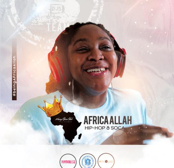 Mixtress Africa Allah B Team DJs Nassau, Bahamas Hip-hop, Soca and talk radio