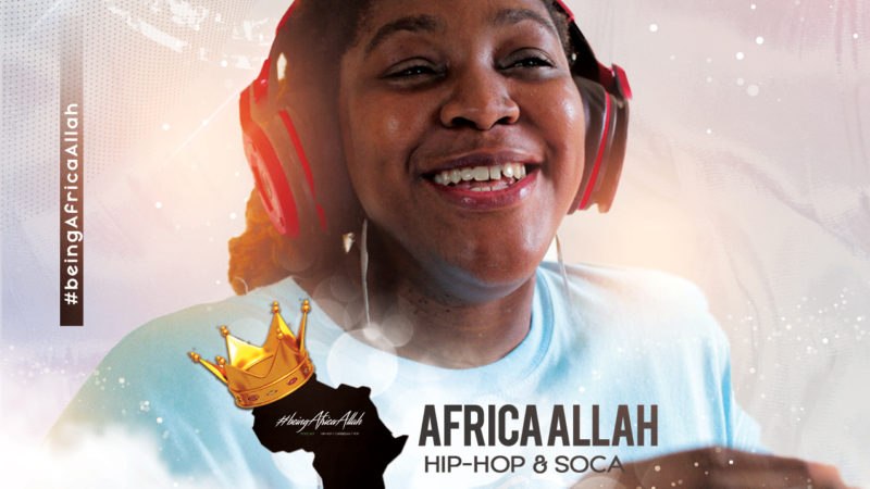 Mixtress Africa Allah B Team DJs Nassau, Bahamas Hip-hop, Soca and talk radio