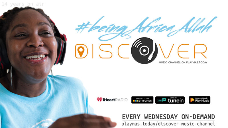 #beingAfricaAllah podcast now streaming via Discover Music channel by PlayMas.Today