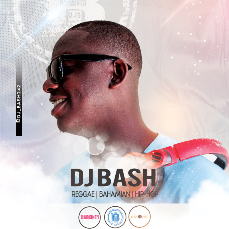 DJ Bash Nassau. Bahamas B Team DJs for hire