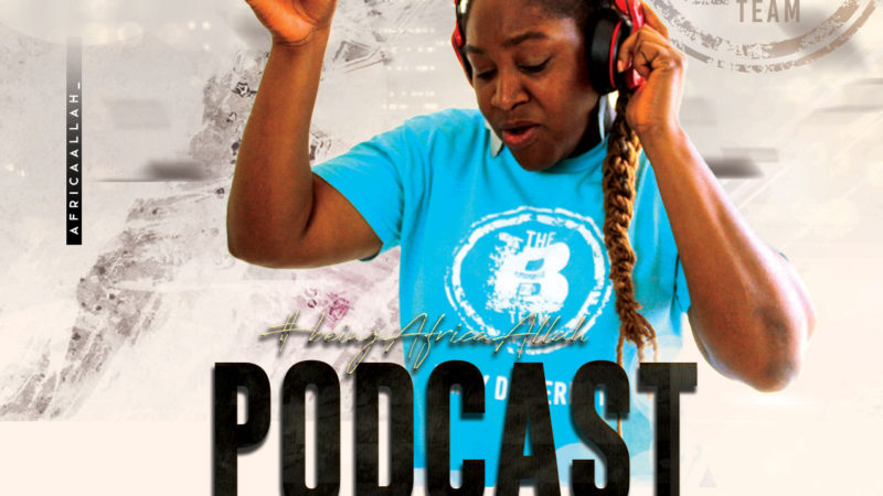 Africa Allah // B Team DJs // The Bahamas // Podcast
