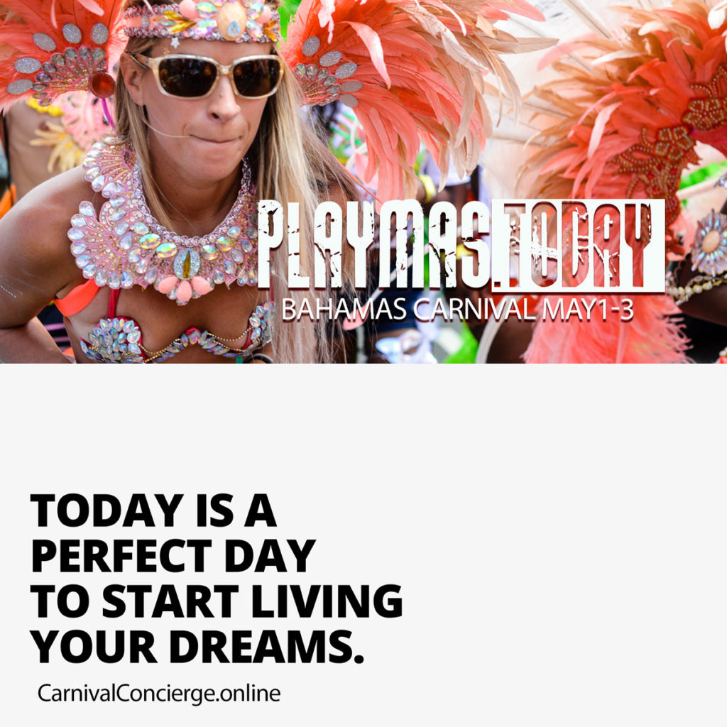 Let PlayMas.Today help you plan your 2020 Bahamas Carnival experience.  Book your travel plans and we will do the rest.