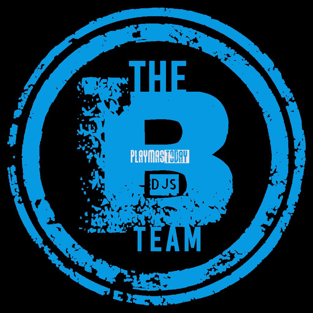 b Team DJs Logo Nassau, Bahamas DJ Crew