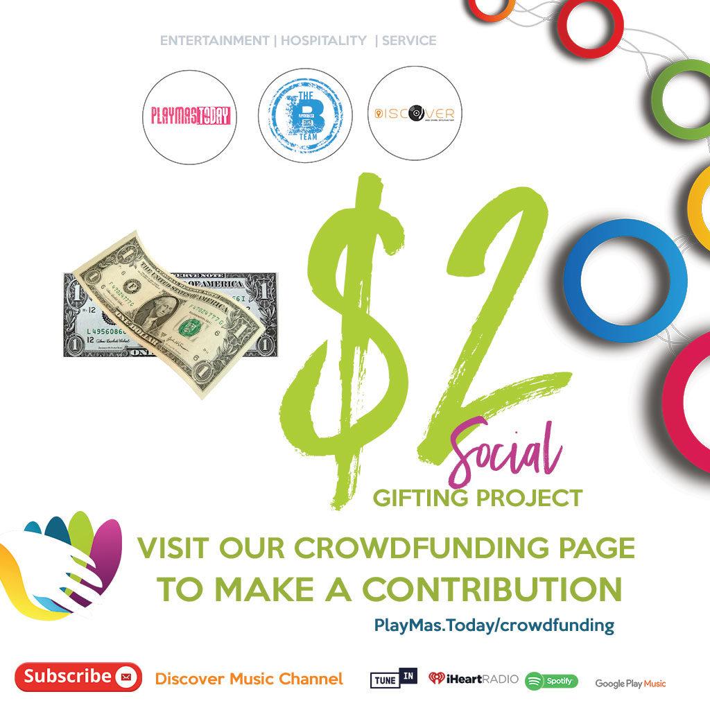 Make a contribution!