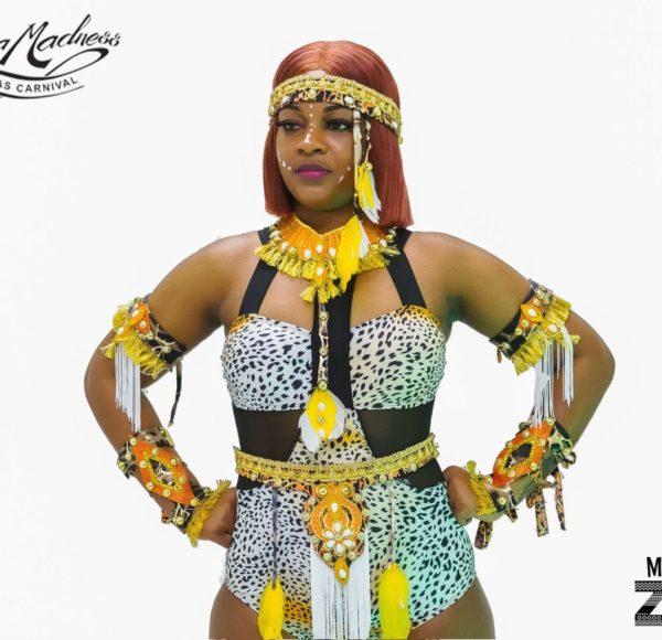 Euphoria Madness Backline Mama Africa Zulu Backline naked $200 Bahamas Carnival May 1 - 3