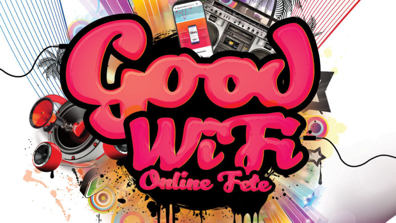 Good Wifi Online Party