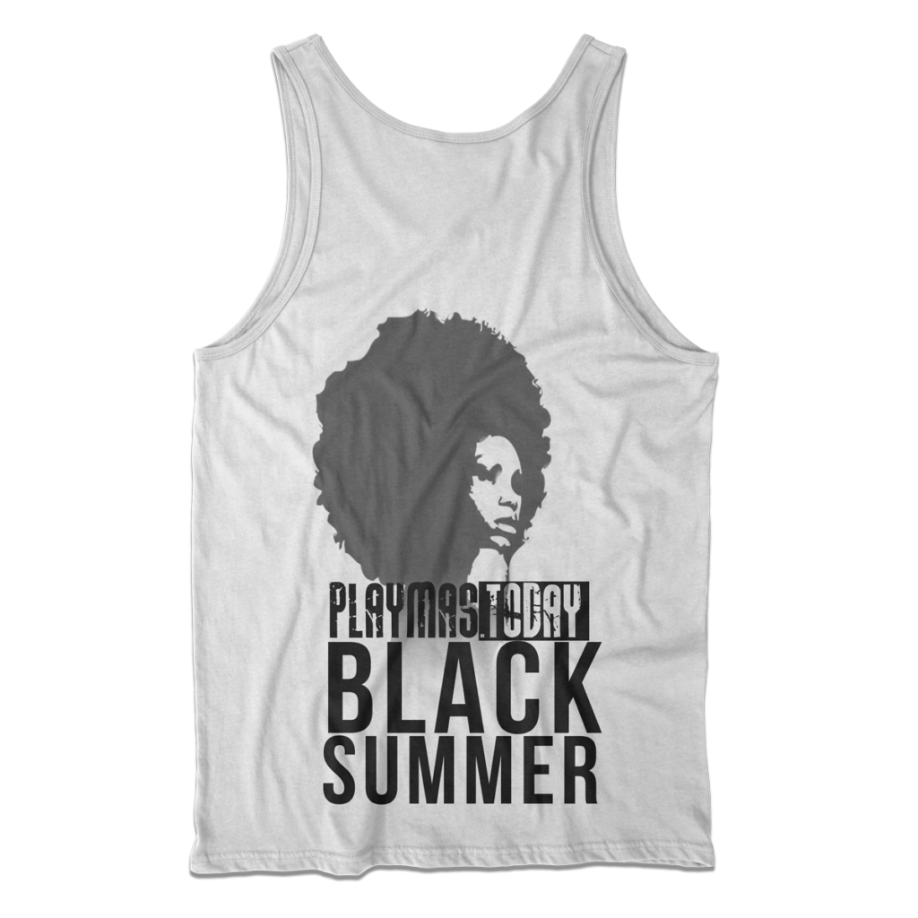 PlayMast.Today Balck Summer speaking up and out for Black Voice worldwide. Celebrate the idea of freedom, self-love and humanity.