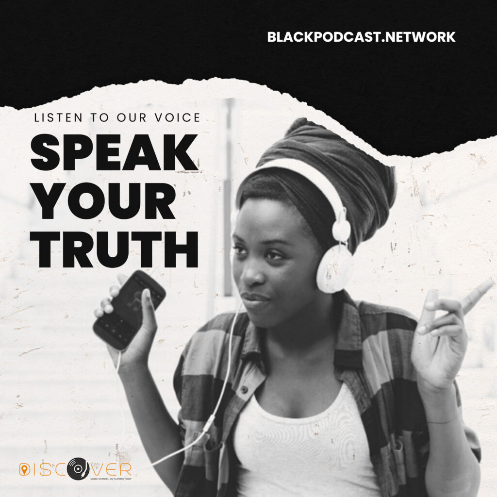 Our main objective is to support Black Content Producers from around the world through paid Program Syndication & Black Podcast listings.