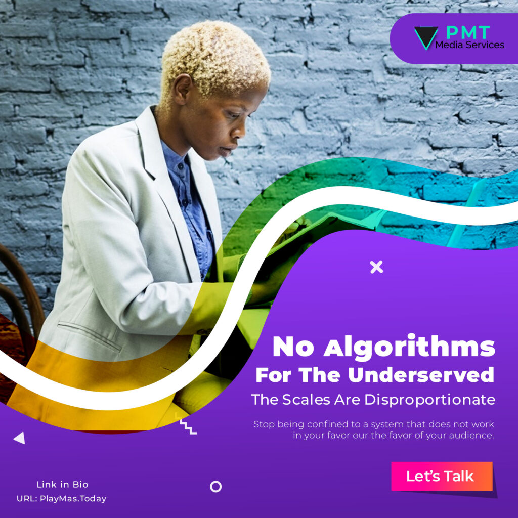 No algorithms for the undeserved
