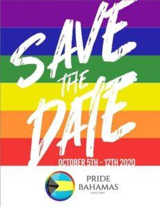 Pride Bahamas Oct 2020