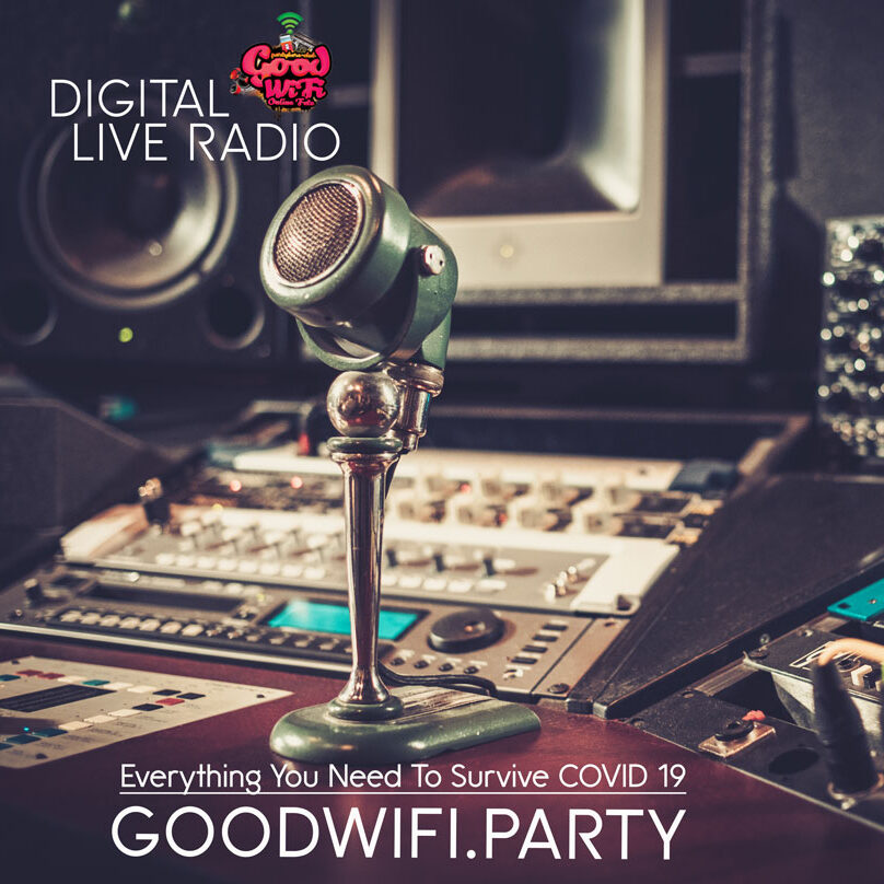 GoodWifi.Party created to ease the anxiety of COVID19