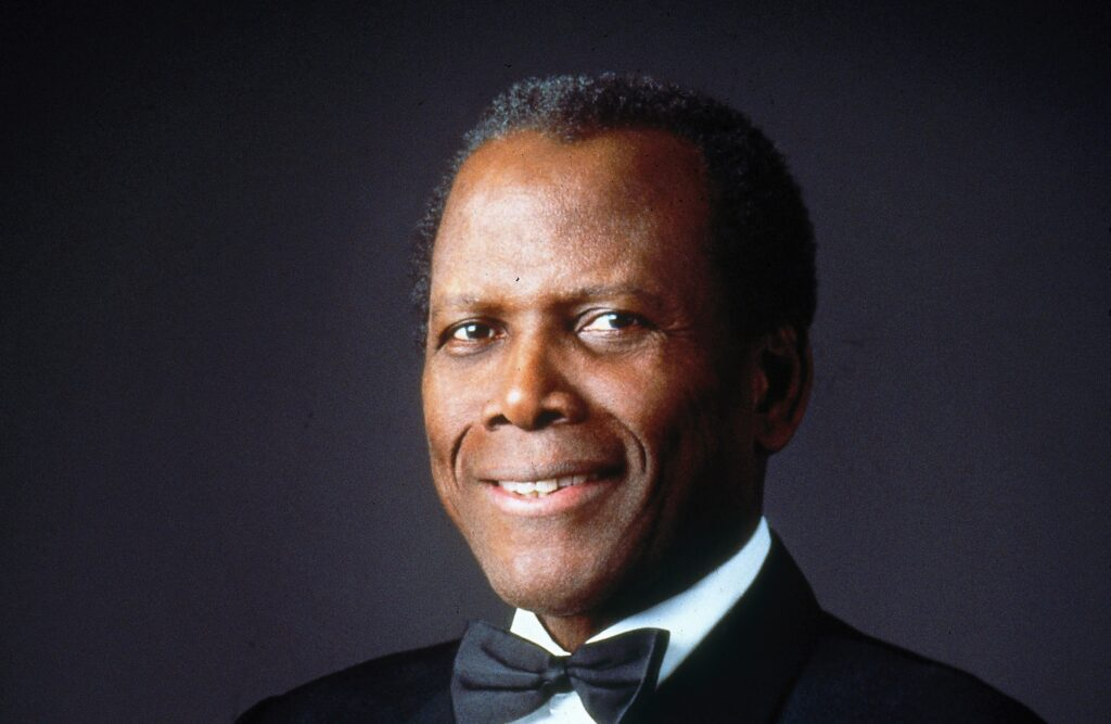In his own words the story of an icon, Sidney Poitier from Cat Island, Bahamas. A conversation with Travolta Copper