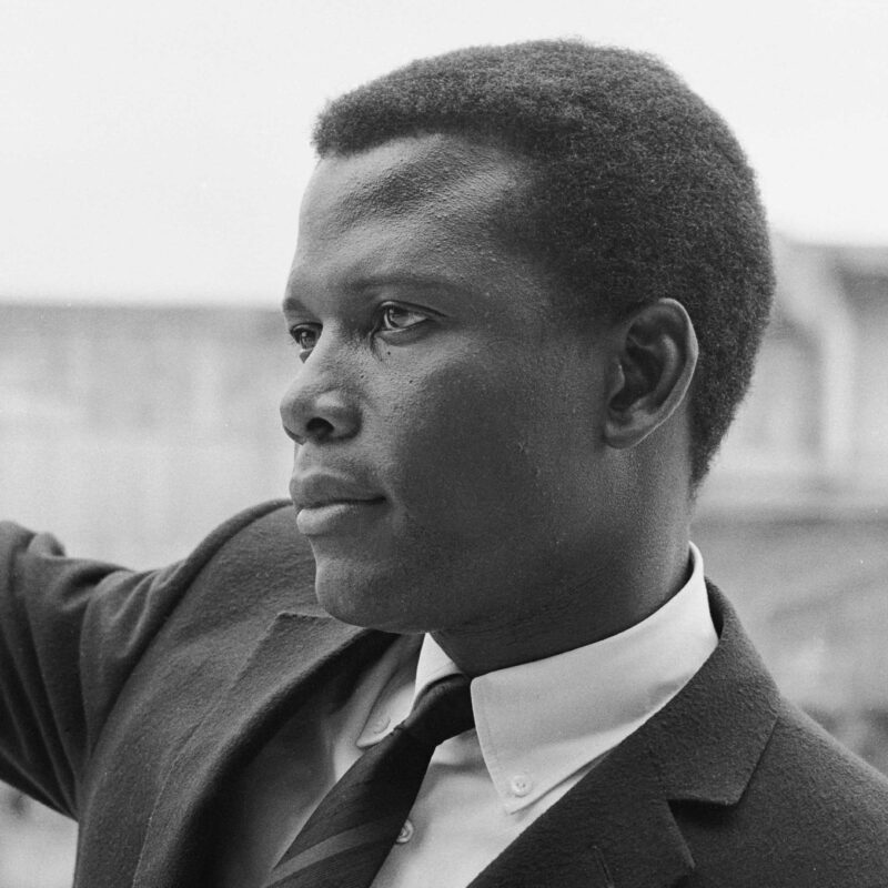 Sidney Poitier a chat with an icon