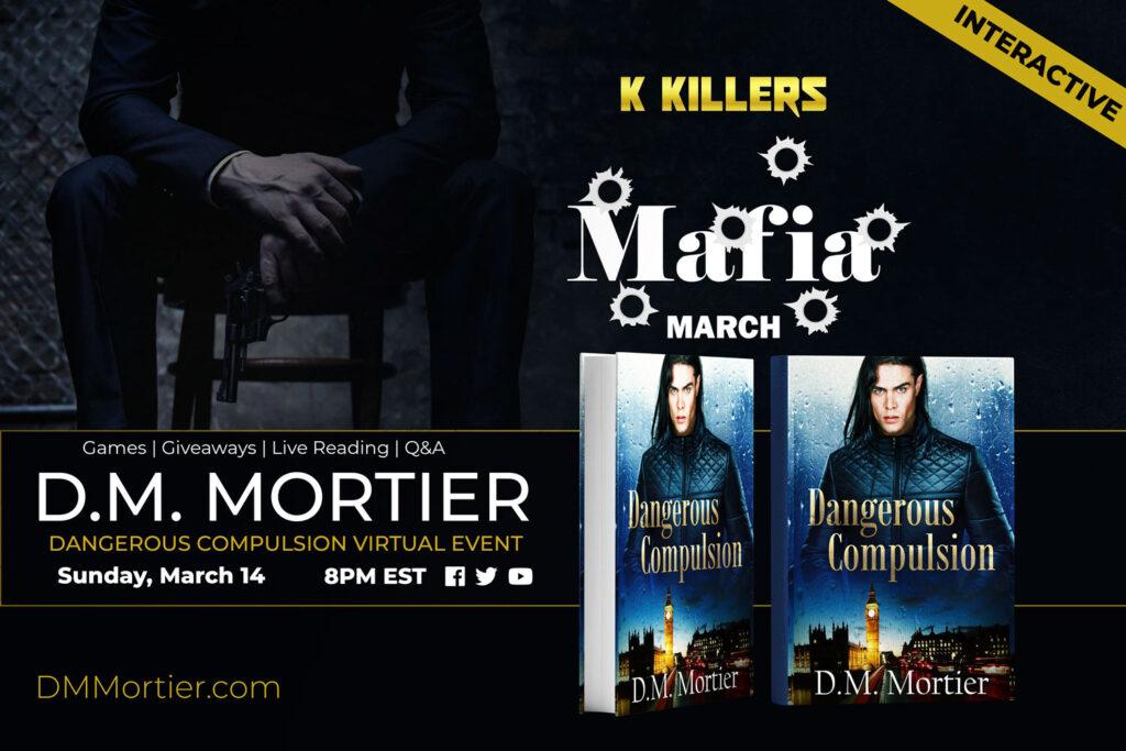 D.M Mortier  K Killiers Mafia  March 14, 2021 virtual event.