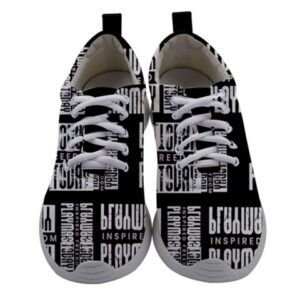 Playmastoday-lux-branded Women Athletic Shoes