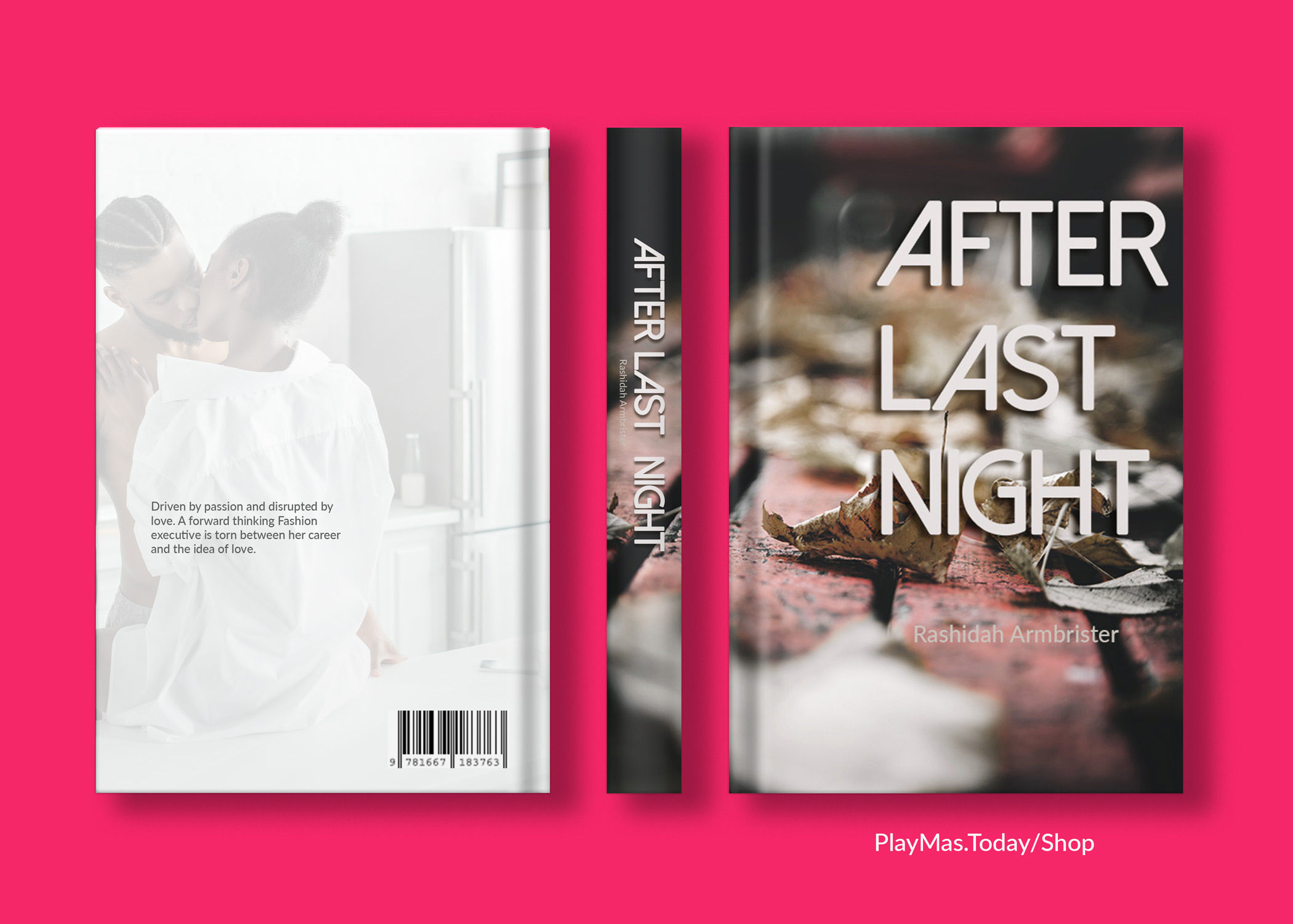 After Last Night is a romance novel with a hint of erotica. The story follows our lead character Virginia Sales, a Fashion Executive out of NYC.