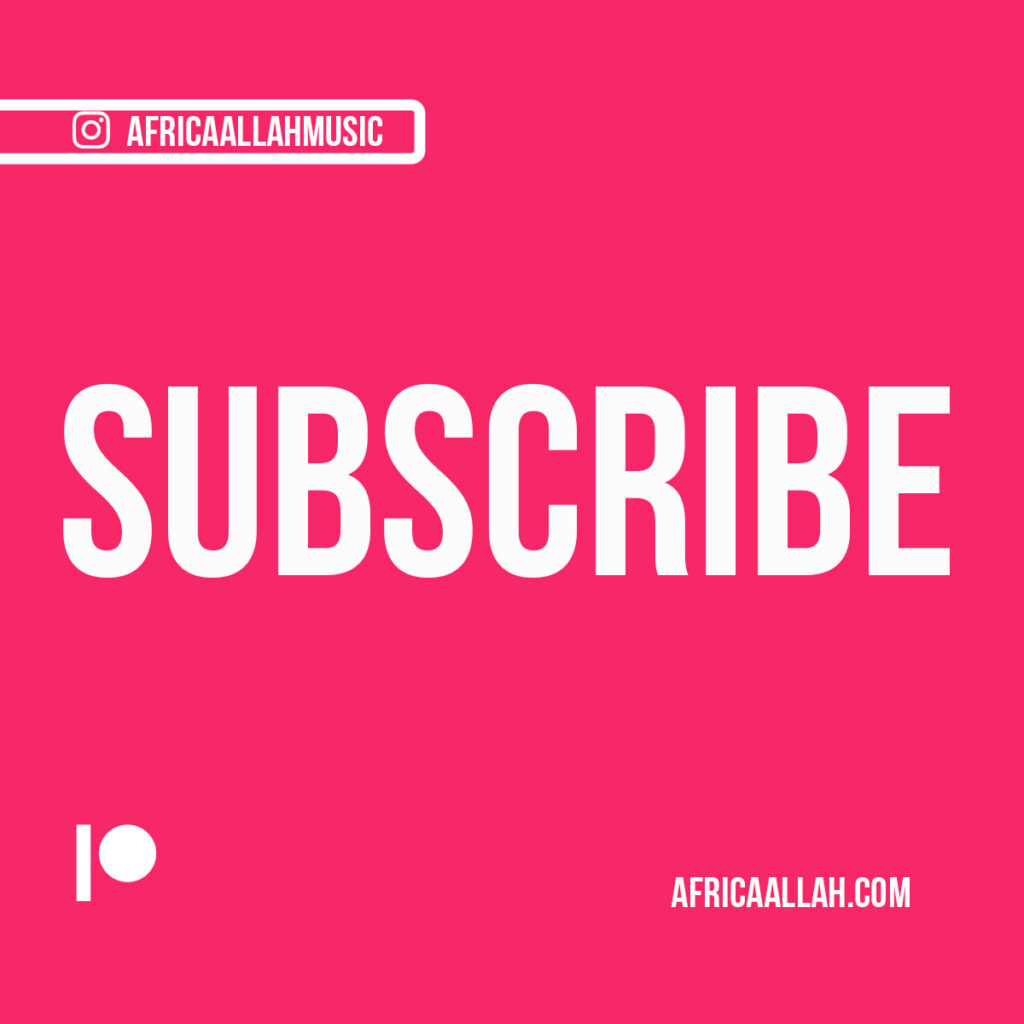 Paid subscription as low as $3 Mixshows, Live DJs & more for Africa Allah & the #BTeamDJs + Live event audio