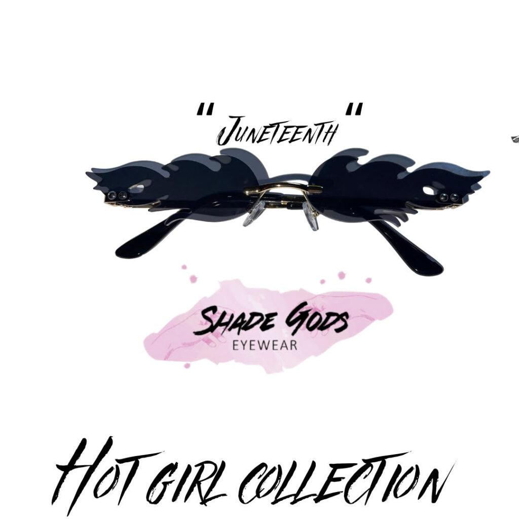 Juneteenth Hot Girl Collection Eyewear